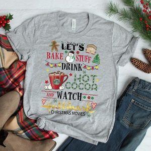 Hallmark Movies Christmas Tee